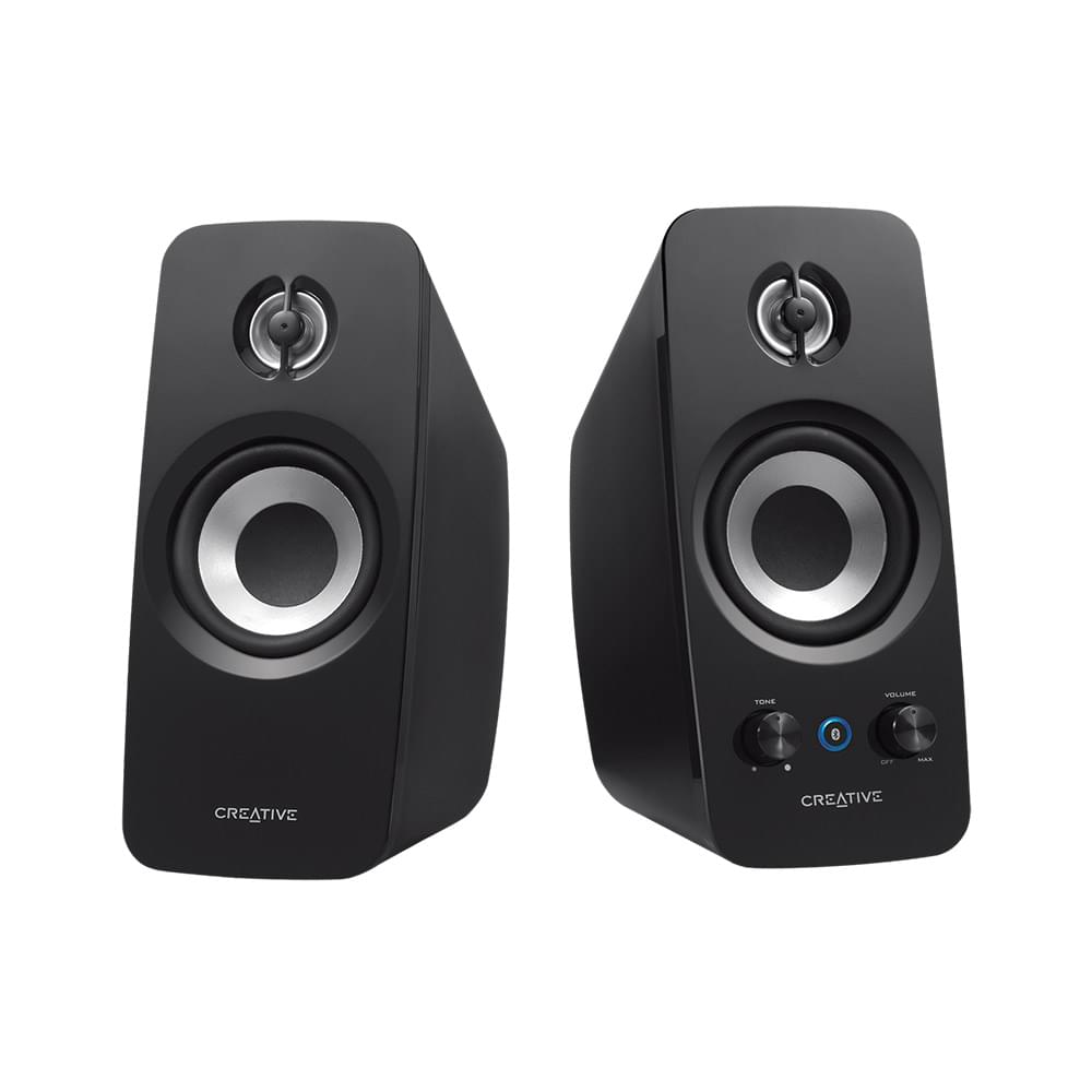 Creative T15 wireless 2HP Bluetooth (51MF1670AA000) - Achat / Vente Enceinte PC sur Cybertek.fr - 0