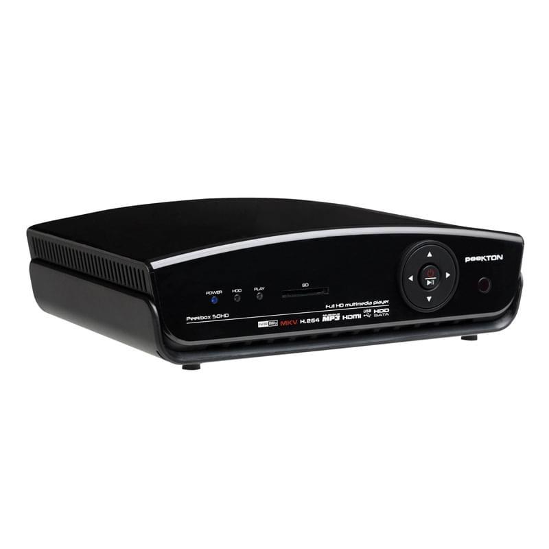 Peekton PeekBox 50 HD (sans disque dur) - Achat / Vente Offre groupée sur Cybertek.fr - 0