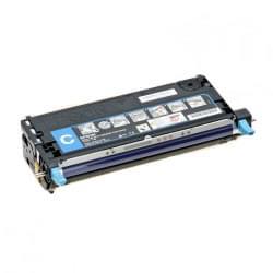 Toner Cyan Haute Capacité 9000p - C13S051126 pour imprimante Laser Epson - 0