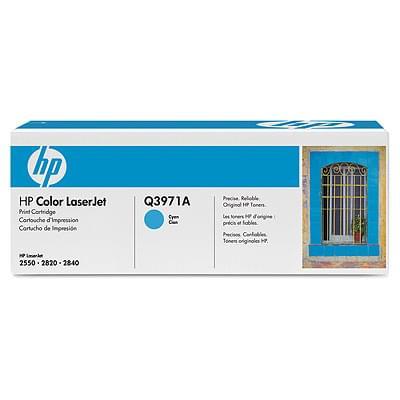 HP Toner Cyan Q3971A (Q3971A) - Achat / Vente Consommable Imprimante sur Cybertek.fr - 0