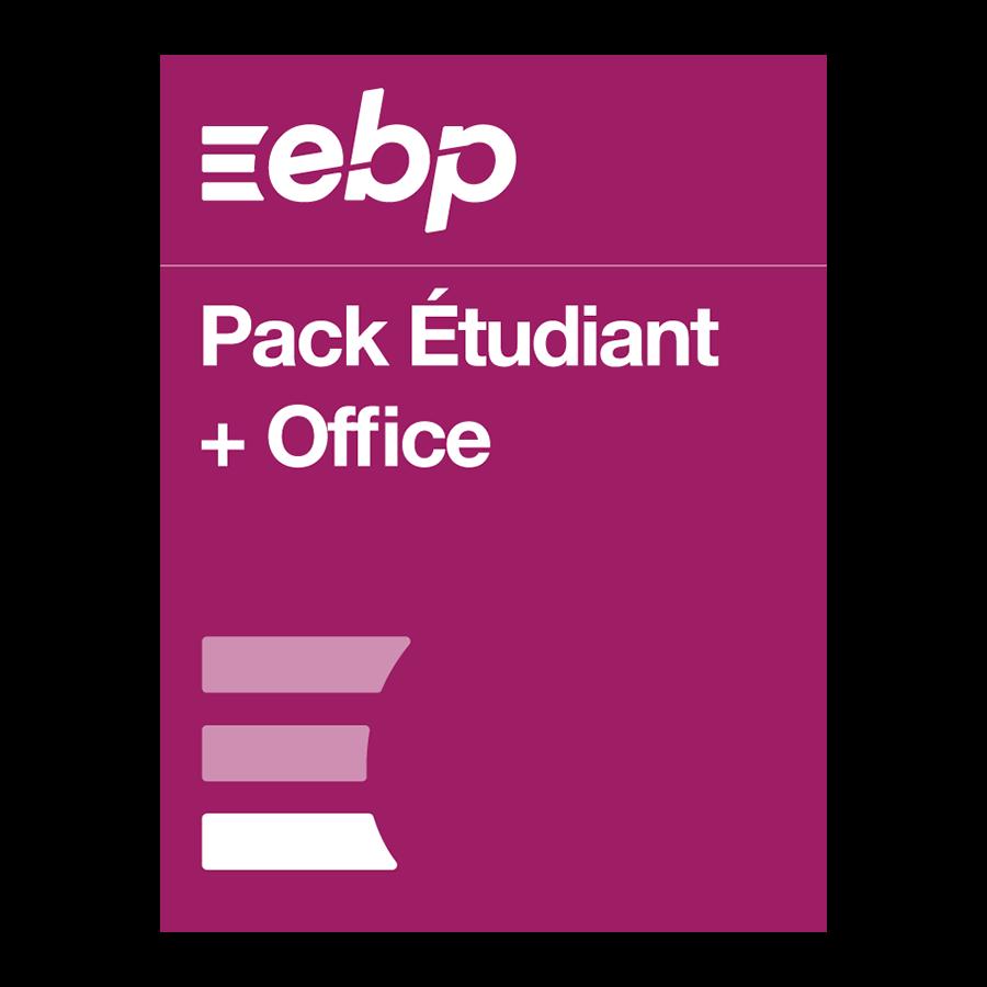 EBP Pack Etudiant - Offre Spéciale MS 2016 - Logiciel application - 0