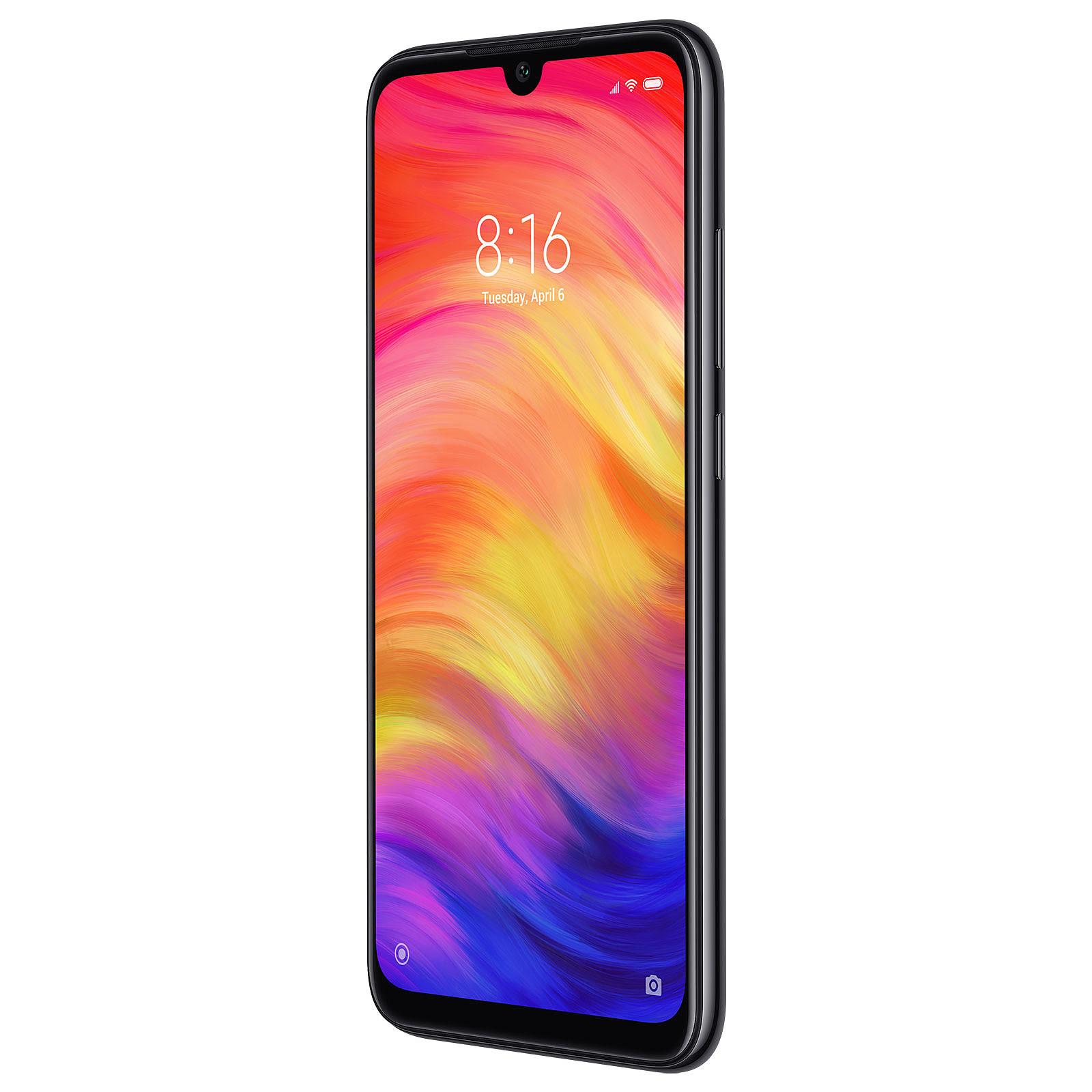 Xiaomi Redmi Note 7 4Go 64Go Noir - Téléphonie Xiaomi - 1