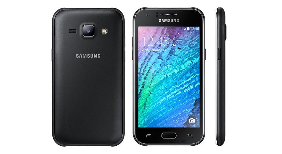 Samsung Galaxy J1 4Go SM-J100H Dual SIM Black - Achat / Vente Téléphonie sur Cybertek.fr - 0