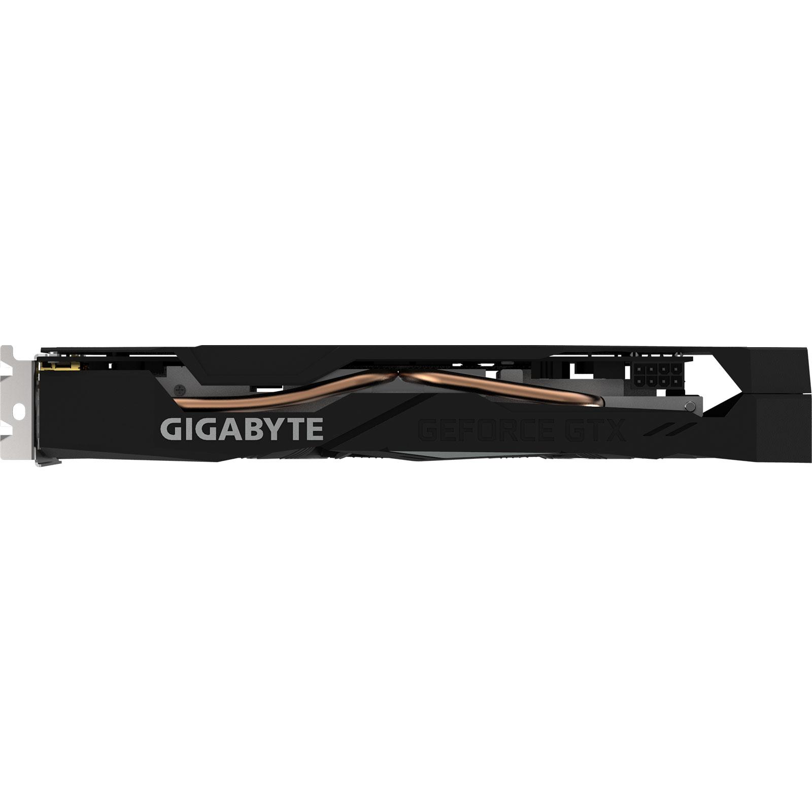 Gigabyte GV-N166TWF2OC-6GD 6Go - Carte graphique Gigabyte - 3