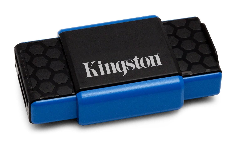 Kingston MLG3 Lecteur de carte mSD/SDHC format clé USB3.0 (FCR-MLG3) - Achat / Vente Lecteur carte mémoire sur Cybertek.fr - 0