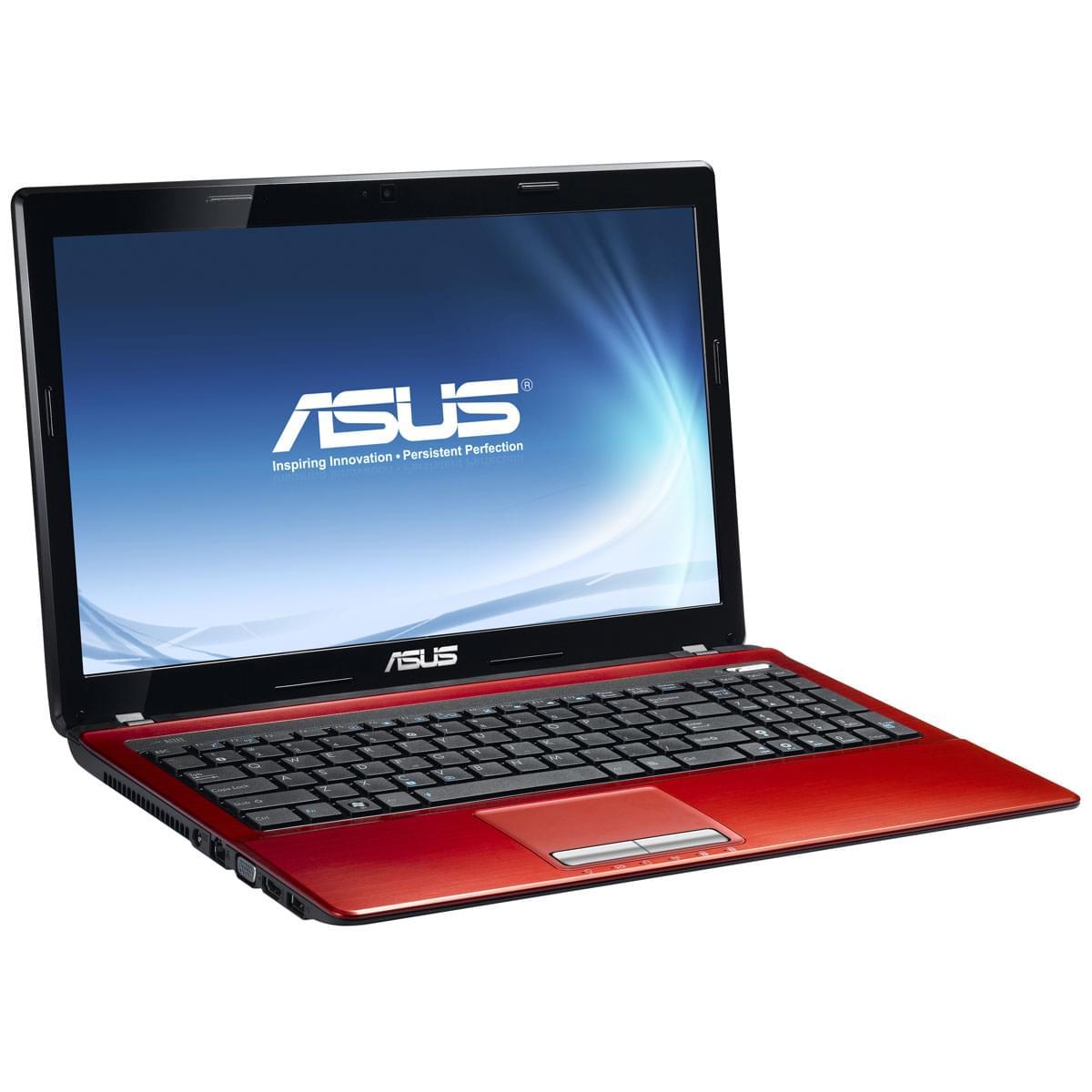 Asus K53SD-SX855V (K53SD-SX855V) - Achat / Vente PC portable sur Cybertek.fr - 0