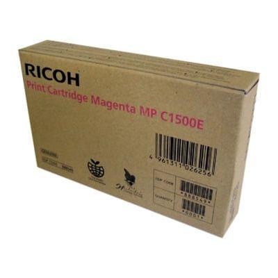 Ricoh Toner Magenta pour MP C1500 3000p (888549) - Achat / Vente Consommable Imprimante sur Cybertek.fr - 0