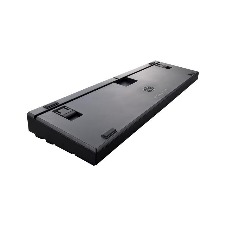 Cooler Master MasterKeys PRO L Wh.LED MX Red SGK-4070-KKCR1-FR - Clavier PC - 1
