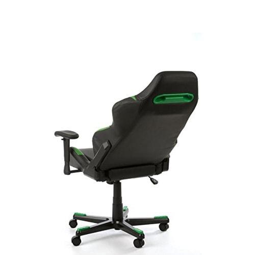 DXRacer Drifting OH/DF166/NE Noir/Vert - Siège PC Gamer - 1