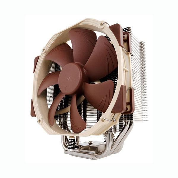 Noctua NH-U14S (NH-U14S) - Achat / Vente Ventilateur CPU sur Cybertek.fr - 0