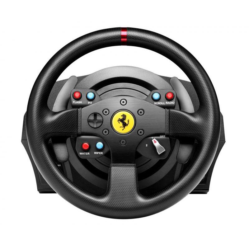 ThrustMaster T300 Ferrari GTE Wheel - Périphérique de jeu - 4