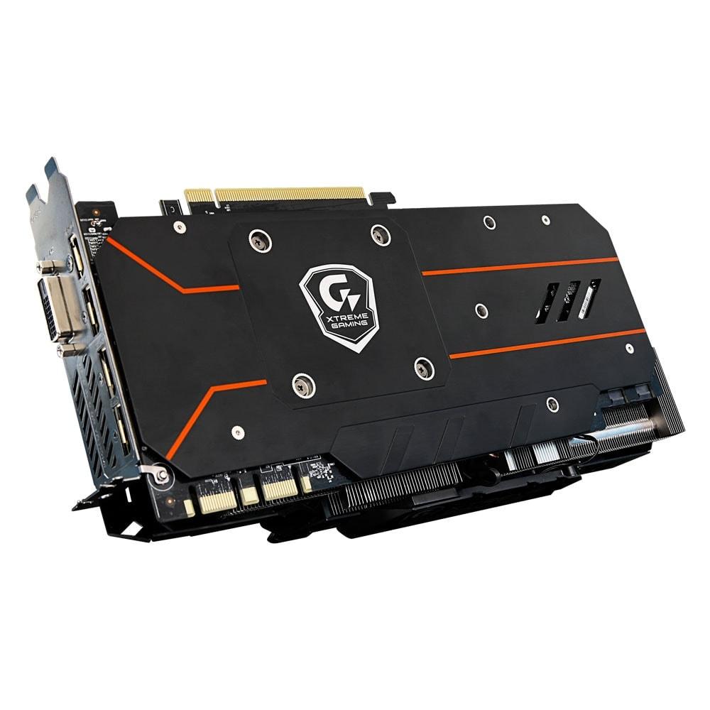 Gigabyte GV-N1080XTREME-8GD - GTX1080/8Go/DVI/HDMI/DP (GV-N1080XTREME-8GD) - Achat / Vente Carte Graphique sur Cybertek.fr - 3