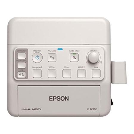 Epson boîtier de contrôle de projecteur (V12H614040) - Achat / Vente Access. Audio-Photo-Vidéo sur Cybertek.fr - 0