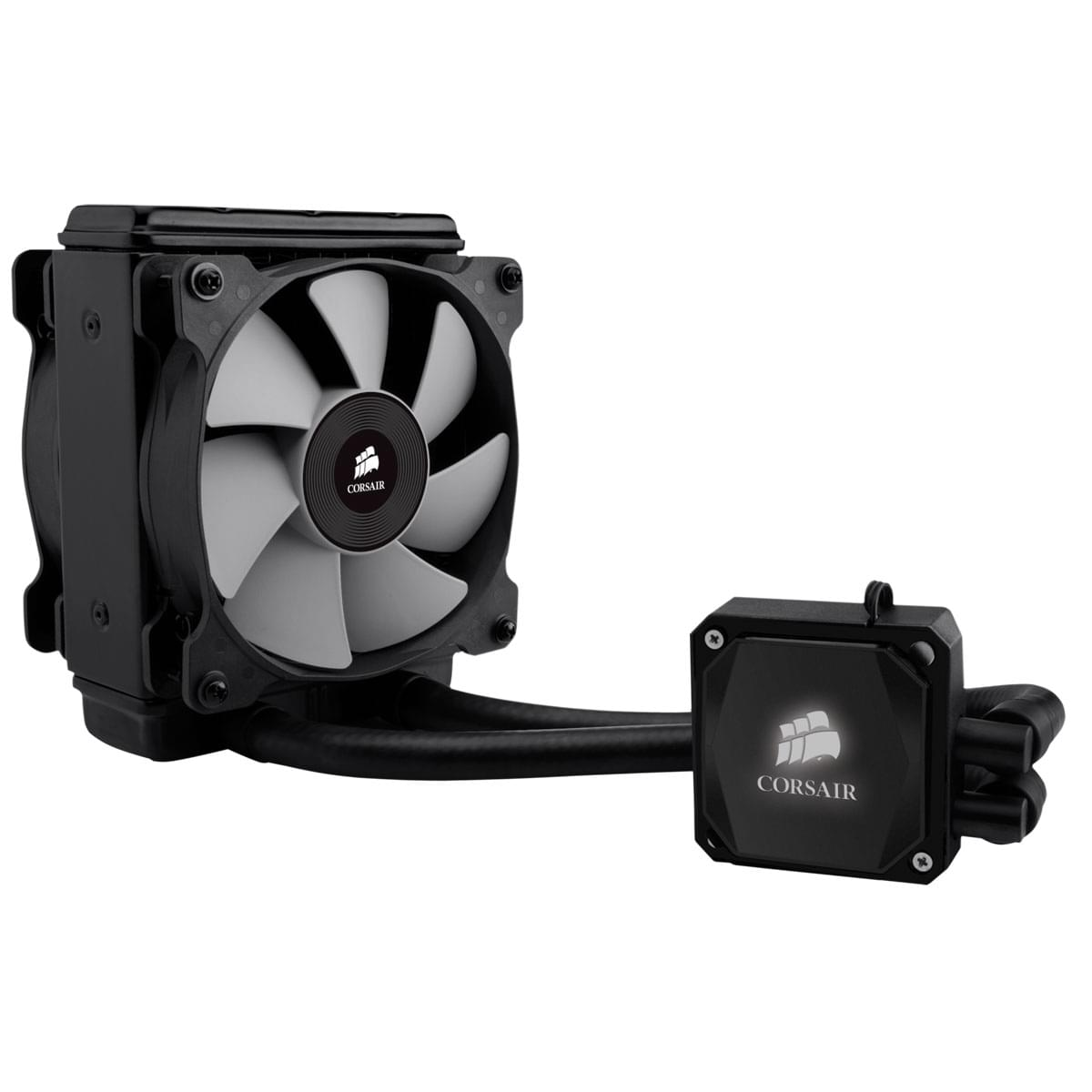 Corsair Watercooling Hydro Series H80i - Ventilateur CPU Corsair - 0