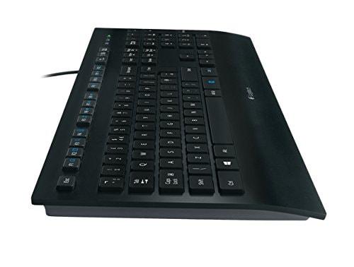 Logitech Corded K280e - Clavier PC Logitech - Cybertek.fr - 2