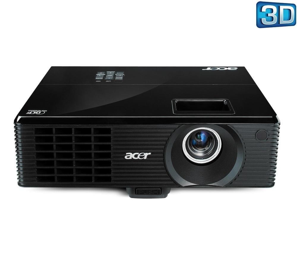 Acer X1111 (EY.JD005.001) - Achat / Vente Vidéoprojecteur sur Cybertek.fr - 0