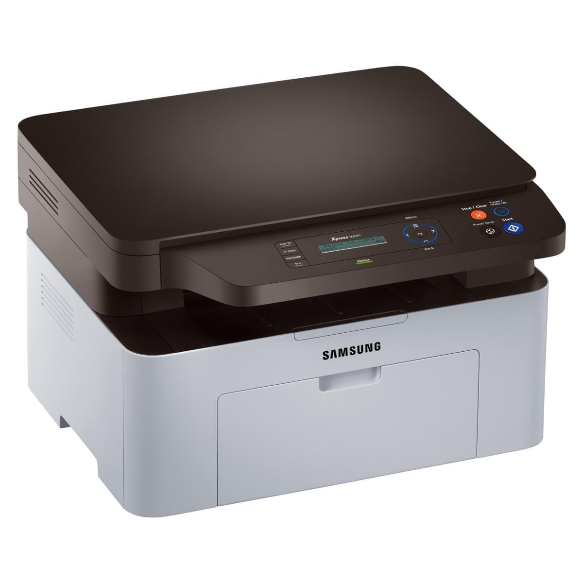 Samsung SL-M2070 (SL-M2070/SEE) - Achat / Vente Imprimante Multifonction sur Cybertek.fr - 0