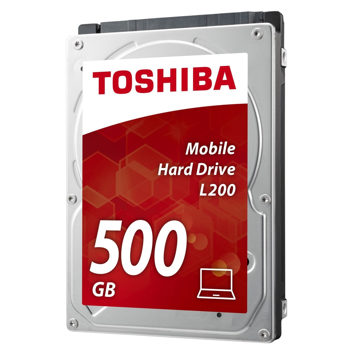 "Toshiba L200 Mobile 500Go 5400Tr SATAIII 8Mo 9,5mm - Disque dur interne 2.5"" - 2"