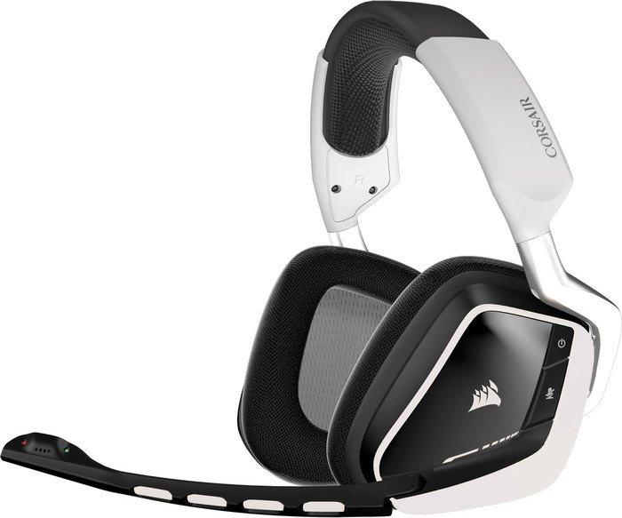 Corsair Gaming VOID Wireless RGB 7.1 White 7.1 Surround - Micro-casque - 0