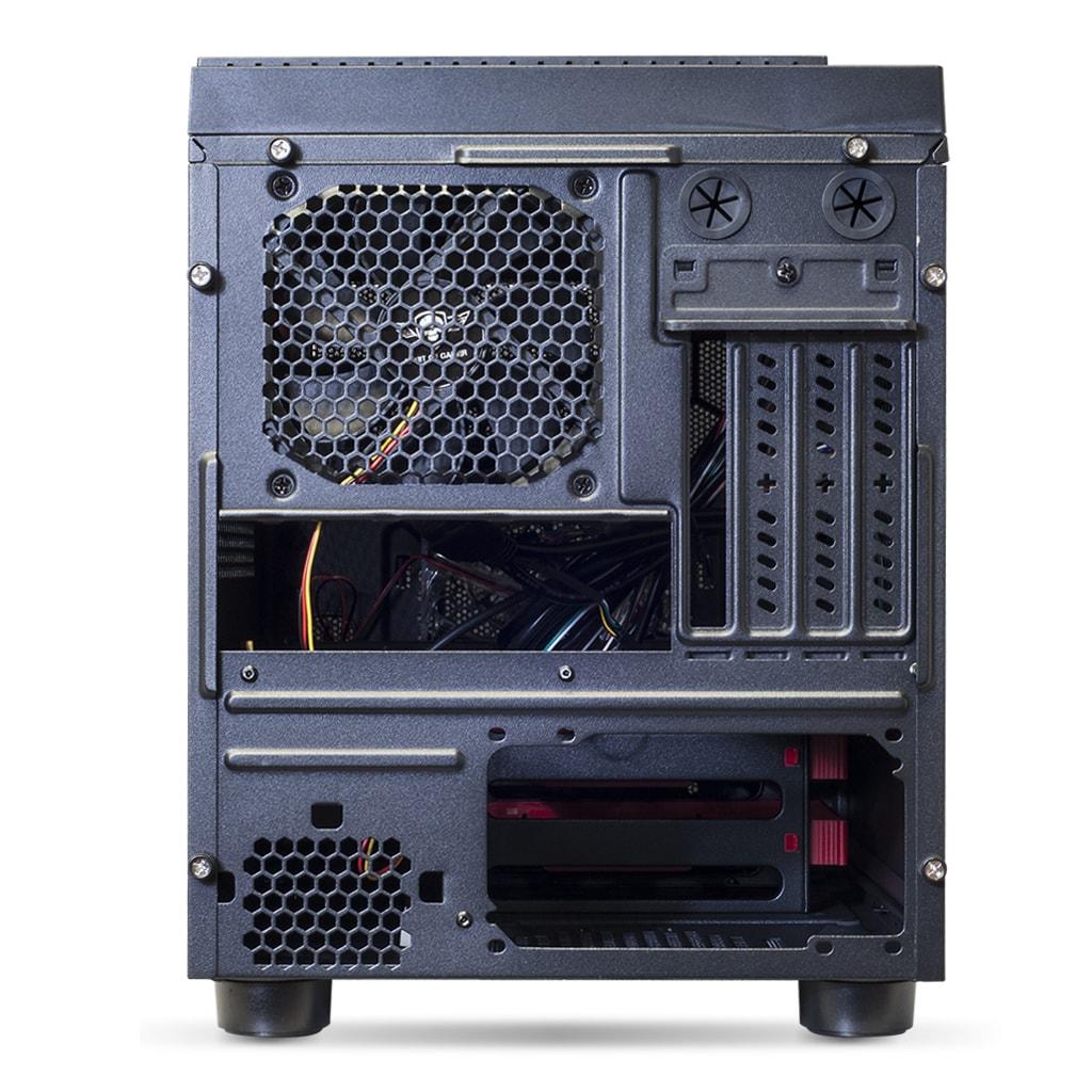S.O.G mT/sans Alim/mATX Noir - Boîtier PC S.O.G - Cybertek.fr - 1