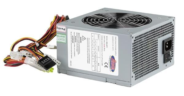 No Name ATX 500 Watts (Ventil. 12cm) - Achat / Vente Alimentation sur Cybertek.fr - 0
