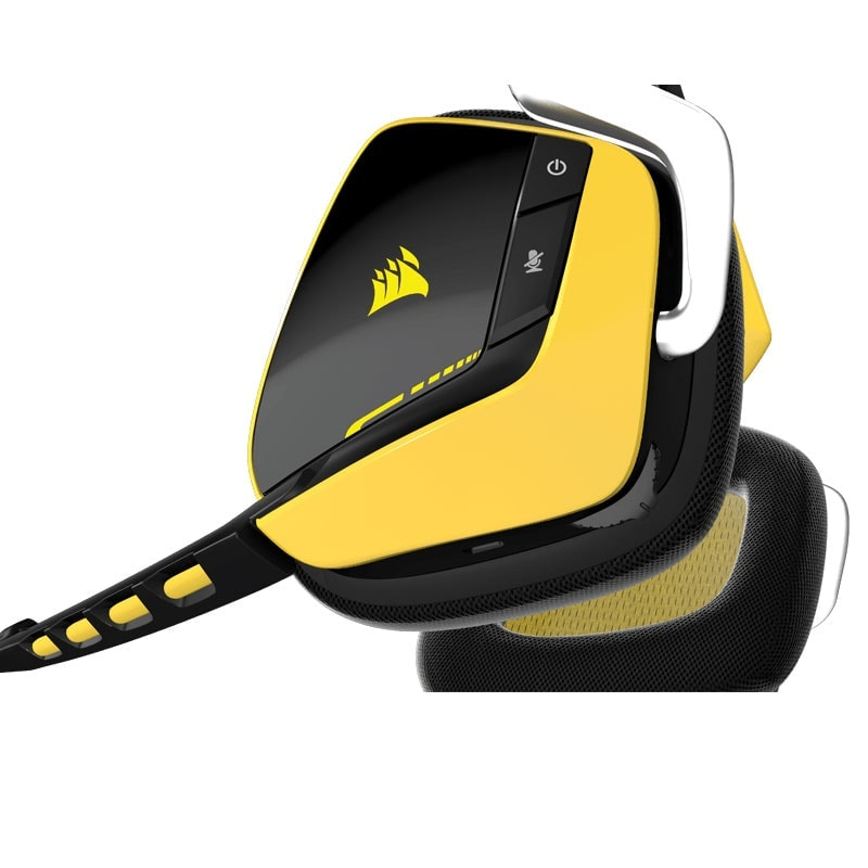 Corsair Gaming VOID Dolby 7.1 Wireless SE CA-9011135-EU (CA-9011135-EU --) - Achat / Vente Micro-casque sur Cybertek.fr - 3