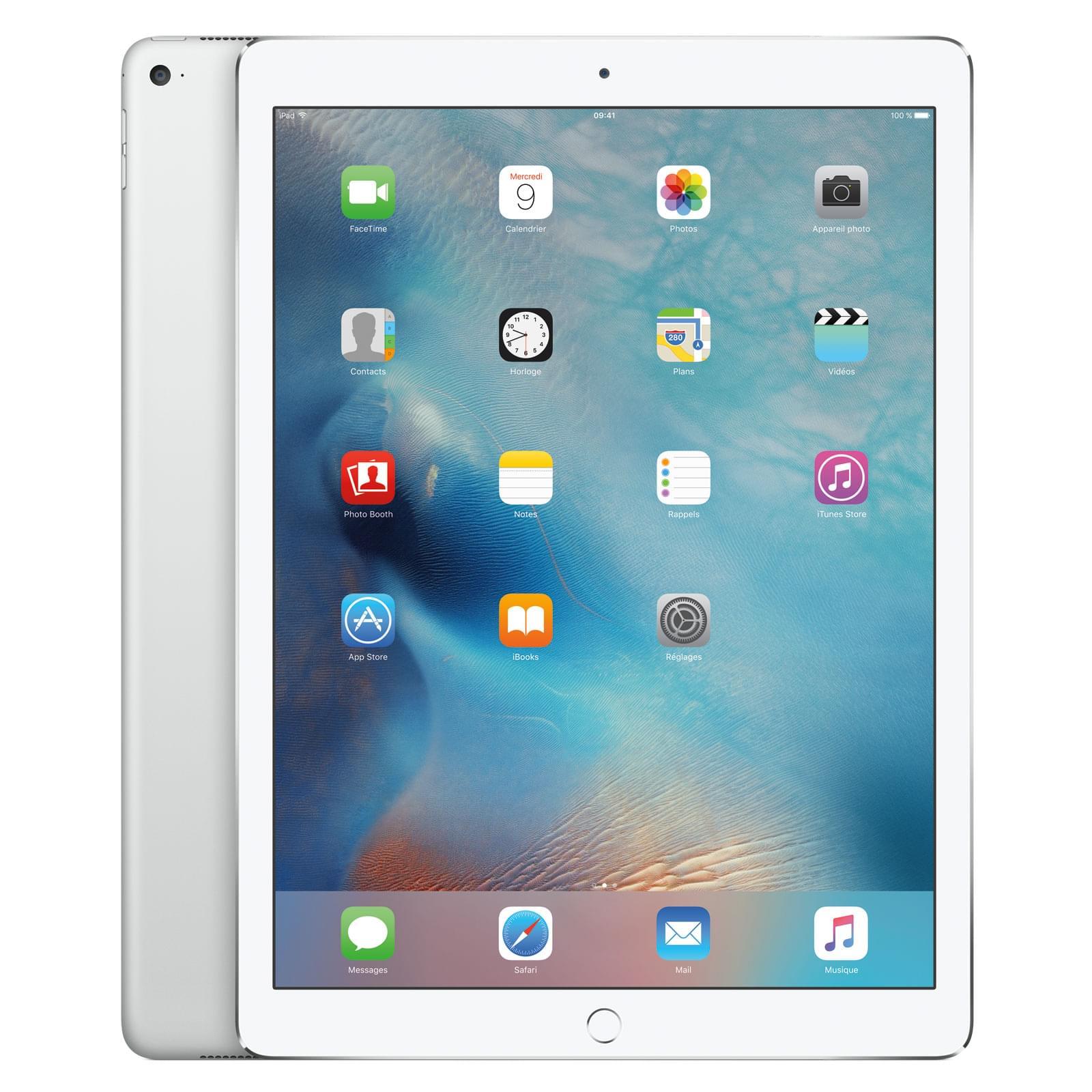 Apple iPad Pro Wi-Fi 32Go Argent (ML0G2NF/A) - Achat / Vente Tablette Tactile sur Cybertek.fr - 0