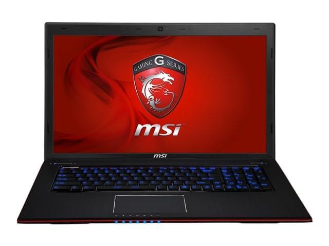 MSI GE70 2OE-248 (9S7-175712-248) - Achat / Vente PC Portable sur Cybertek.fr - 0