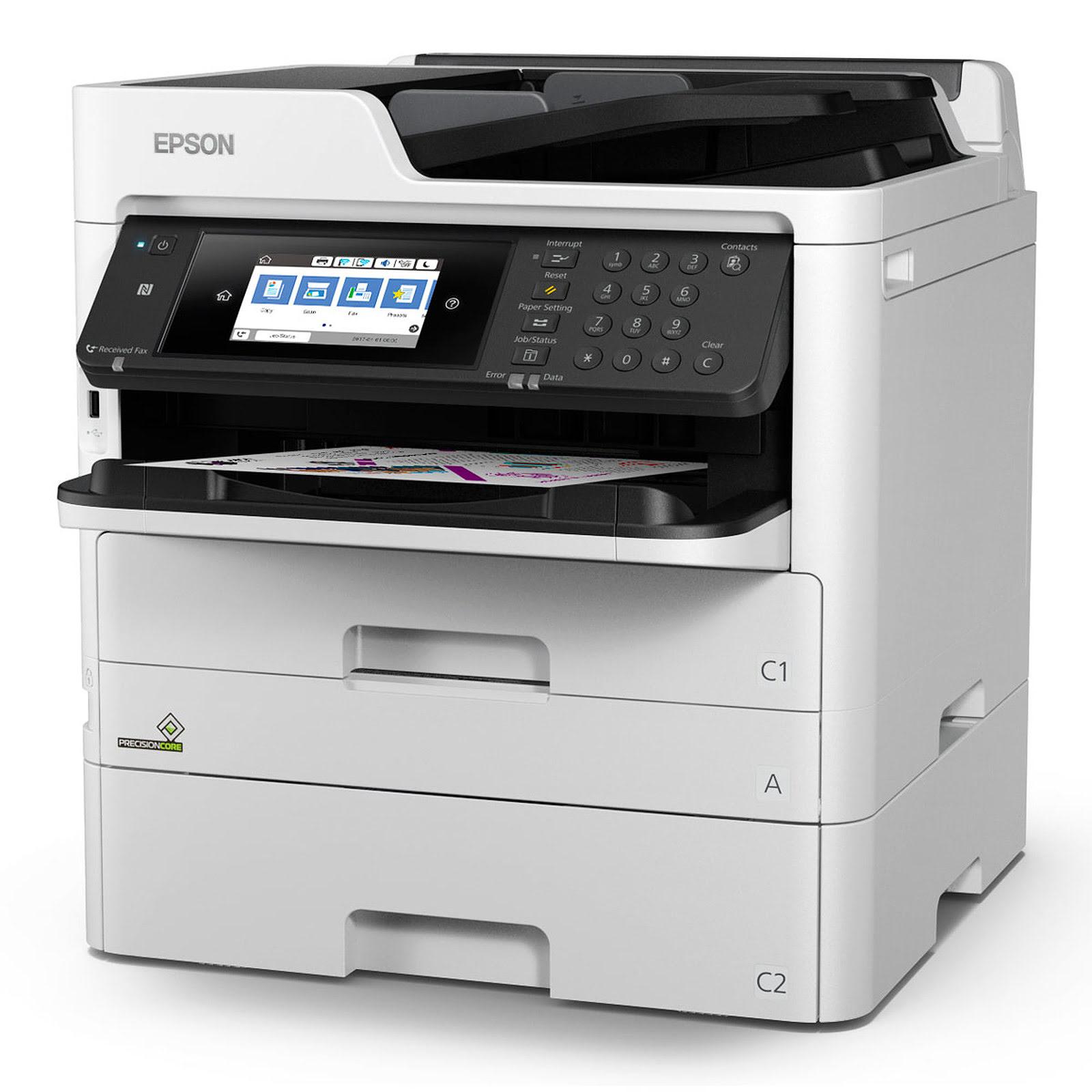 Imprimante multifonction Epson WorkForce Pro WF-C5790DWF - 3