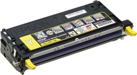 Epson Toner Jaune pour C2800 Haute Capacite (C13S051158) - Achat / Vente Consommable Imprimante sur Cybertek.fr - 0