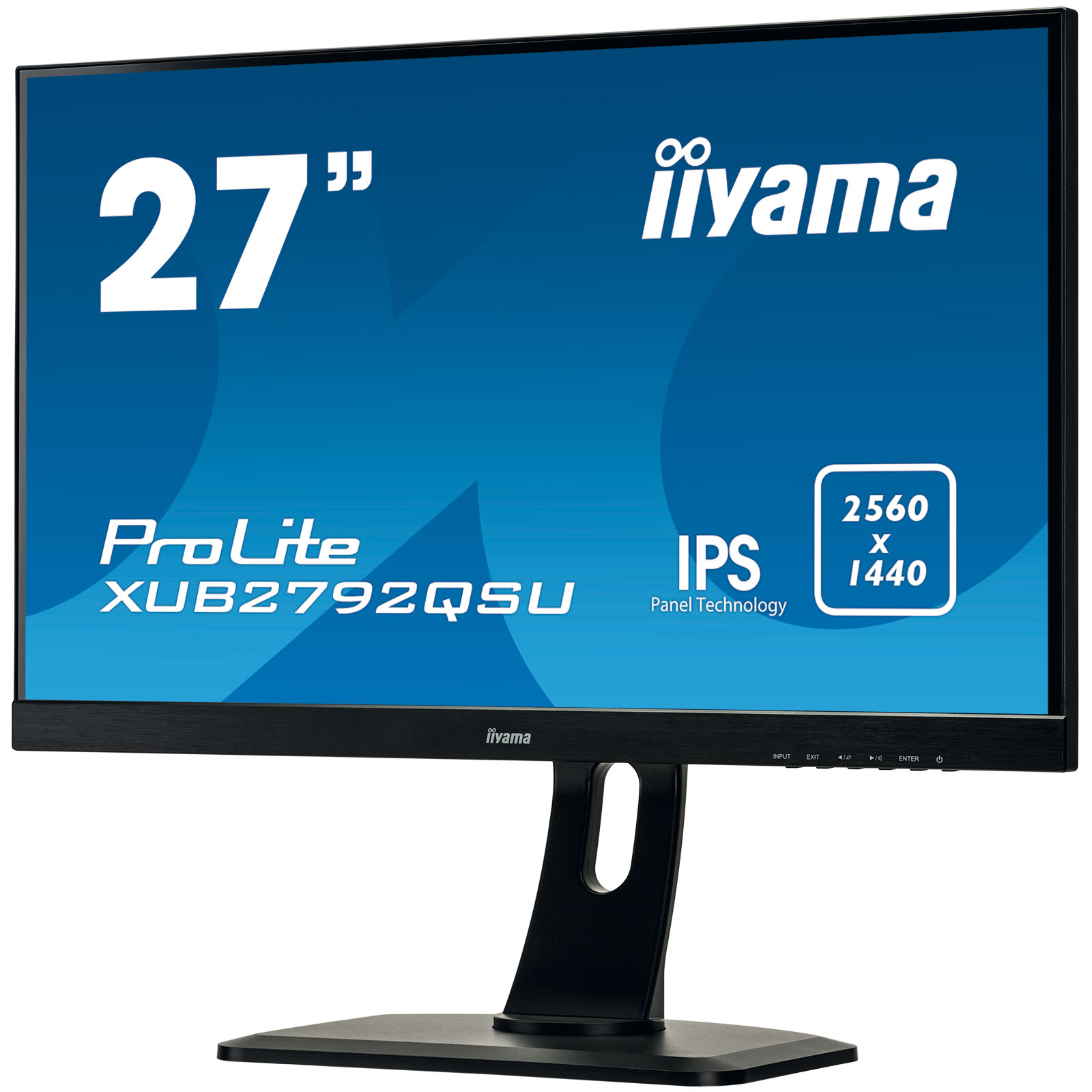 """Iiyama 27""""  XUB2792QSU-B1 - Ecran PC Iiyama - Cybertek.fr - 3"""