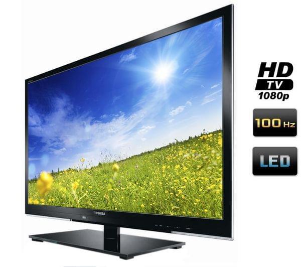 Toshiba 46SL833 (soldé) - Achat / Vente TV sur Cybertek.fr - 0