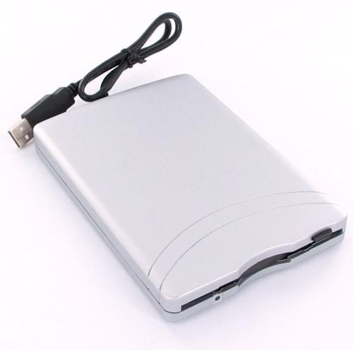 """No Name Lecteur de disquettes 3""""1/2 1.44Mo Externe USB (2602010) - Achat / Vente Archivage sur Cybertek.fr - 0"""