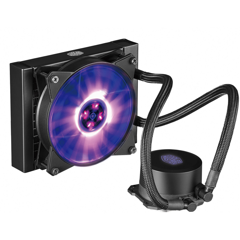 Cooler Master MasterLiquid ML120L RGB - Watercooling - 4