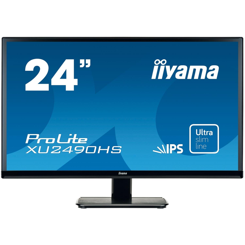 Iiyama XU2490HS-B1 (XU2490HS-B1 -> 2492) - Achat / Vente Ecran PC sur Cybertek.fr - 1