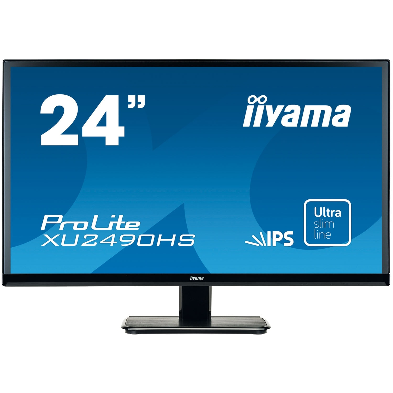 "Iiyama 24""  XU2490HS-B1 -> 2492 - Ecran PC Iiyama - Cybertek.fr - 1"