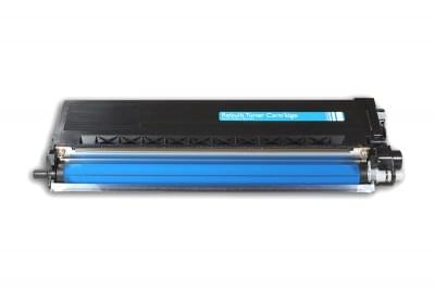 Toner TN328C Cyan 6000p pour imprimante Laser Brother - 0