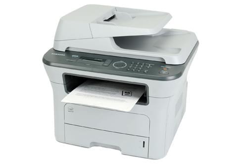Samsung SCX-4824FN (Laser Fax Reseau) (SCX-4824FN/SEE) - Achat / Vente Imprimante multifonction sur Cybertek.fr - 0