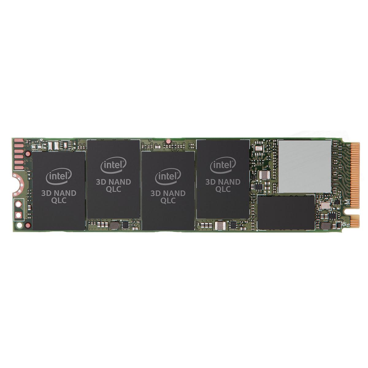 Intel 660P 480-525Go M.2 - Disque SSD Intel - Cybertek.fr - 1