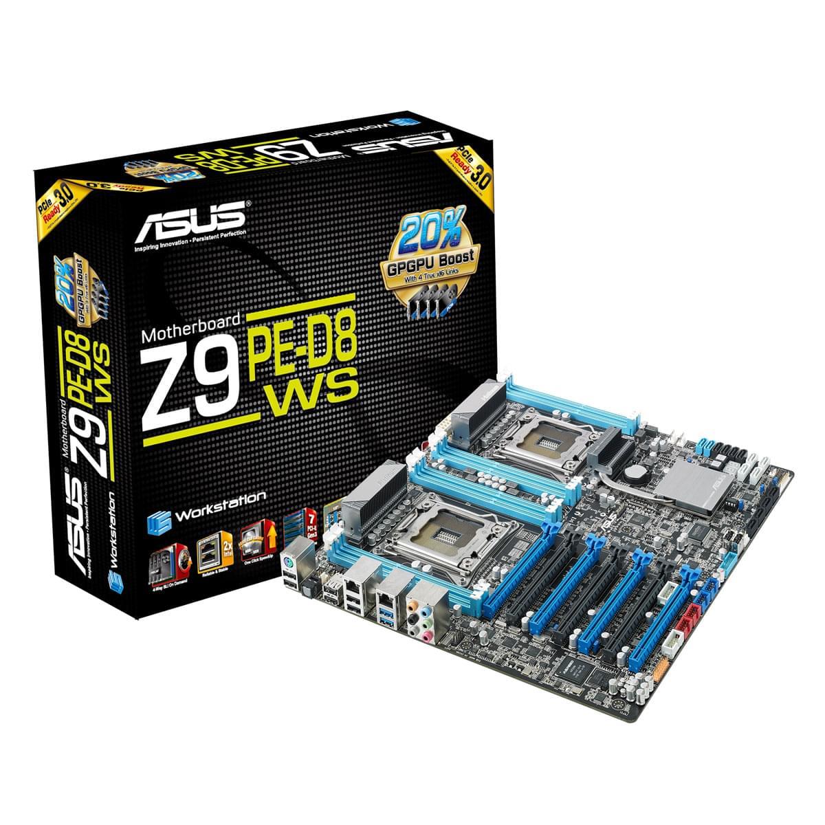 Carte mère Asus Z9PE-D8 WS - 0