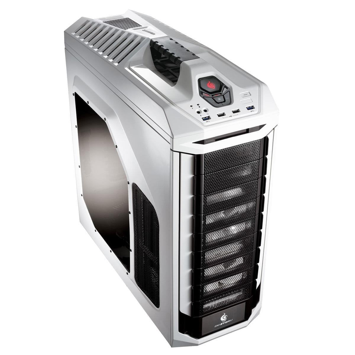 Cooler Master CM Storm Stryker SGC-5000W-KWN1 - Boîtier PC Acier - Sans Alim - 0