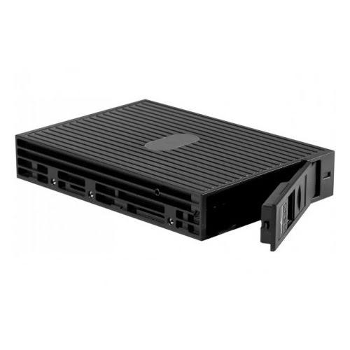 """Boîtier SSD à insertion pour baie 3,5""""  - Tiroir extractible - 0"""
