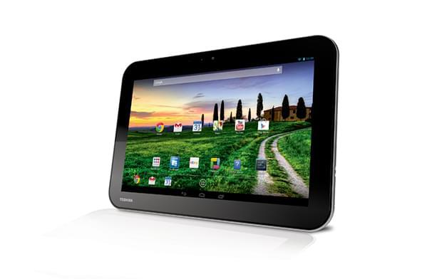 Toshiba AT10-A-104 Silver (PDA0FE-00901TFR soldé) - Achat / Vente Tablette Tactile sur Cybertek.fr - 0