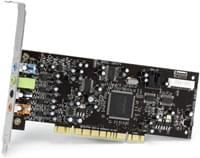 Creative Carte Son Sound Blaster Audigy SE Cybertek