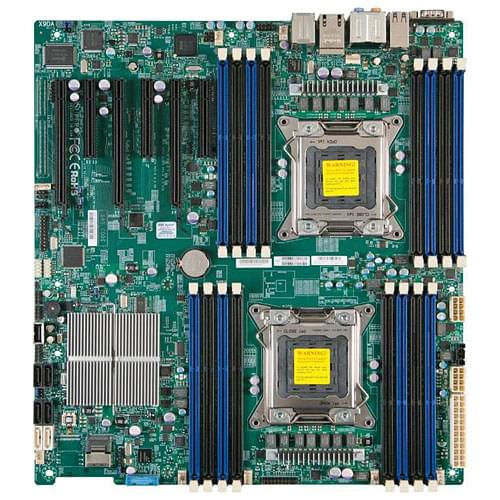 Super Micro X9DAi (MBD-X9DAI-O) - Achat / Vente Carte Mère sur Cybertek.fr - 0