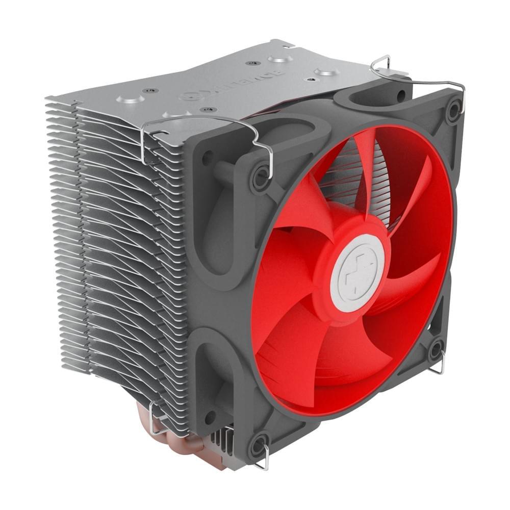 Xilence COO-XPCPU.M604 754/939/940/AM2/AM3 LGA1156,LGA775 - Ventilateur CPU - 0