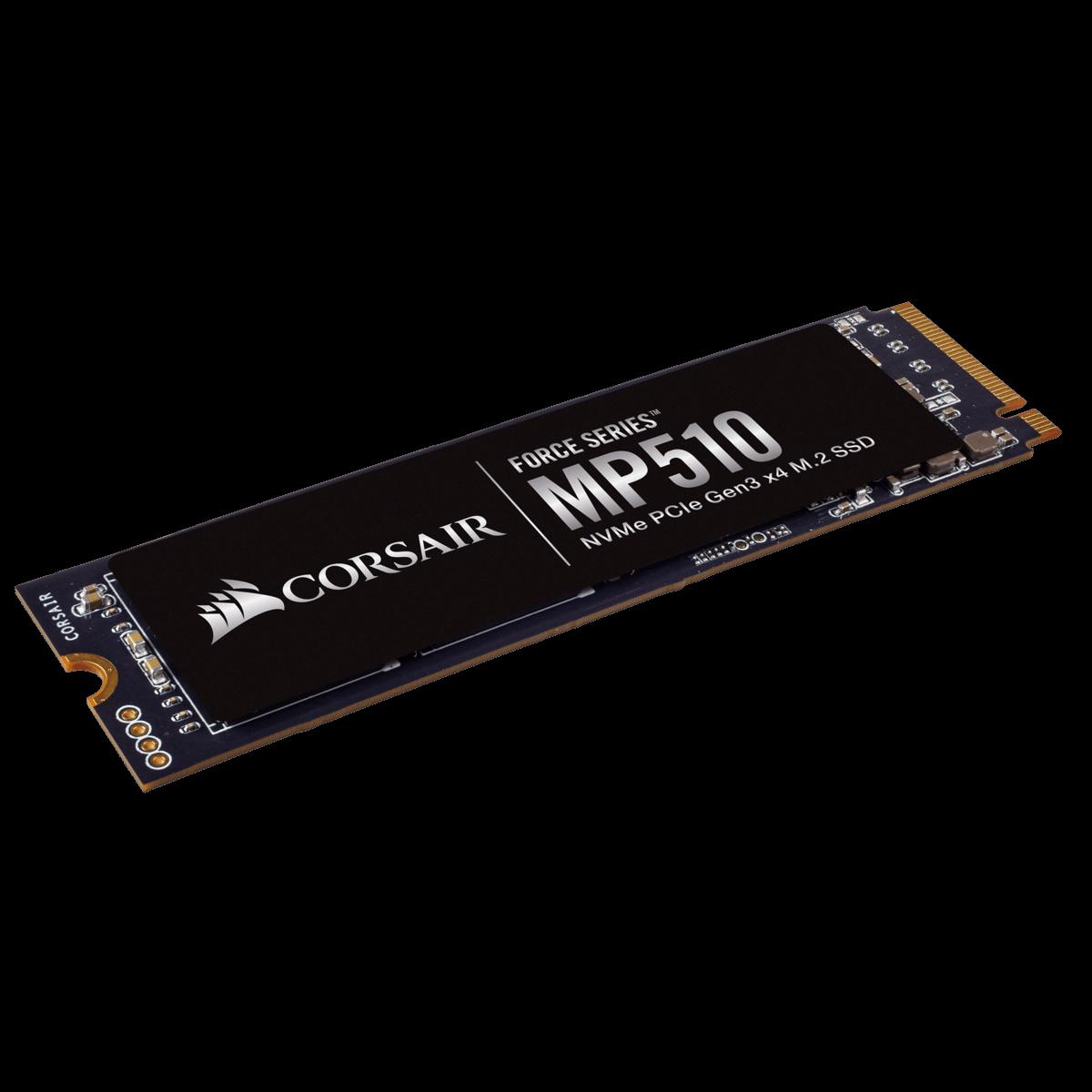Corsair CSSD-F480GBMP510 480-525Go - Disque SSD Corsair - 3
