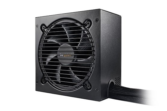 Alimentation PC Be Quiet! ATX 600W Pure Power L9 BN264 - 0