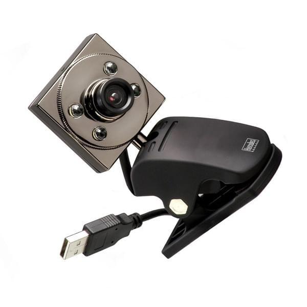 Hercules Webcam Classic - Caméra / Webcam - Cybertek.fr - 0
