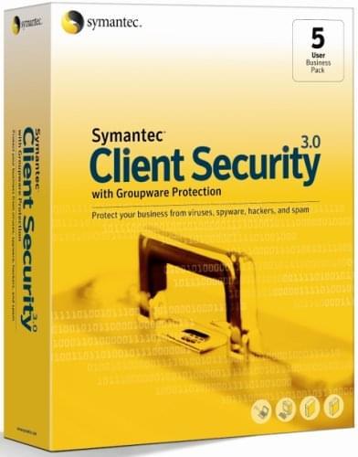 Symantec Business Pack Ver 10.1 Fr 10 utilisateurs (10568589-FR soldé) - Achat / Vente Logiciel sécurité sur Cybertek.fr - 0